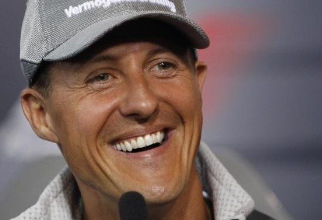 Michael Schumacher 50 éves