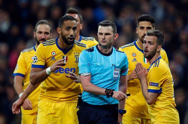 Bajnokok Ligája - Rengeteg fenyegetést kapott a Real Madrid - Juventus bírója