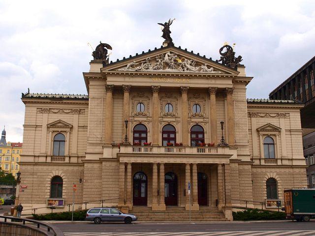 Felújítják a prágai Cseh Állami Operaházat