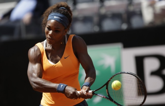 Serena Williams alulmaradt az Australian Open negyeddöntőjében