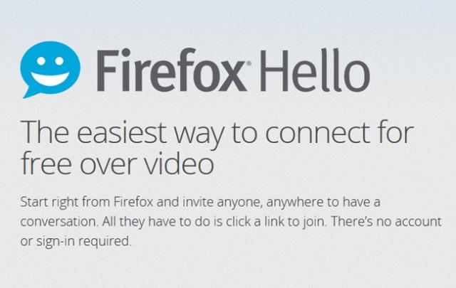Megérkezett a Firefox Hello