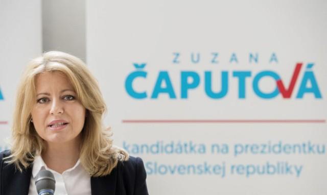Zuzana Čaputovának megvannak az államfőjelöltséghez szükséges aláírások