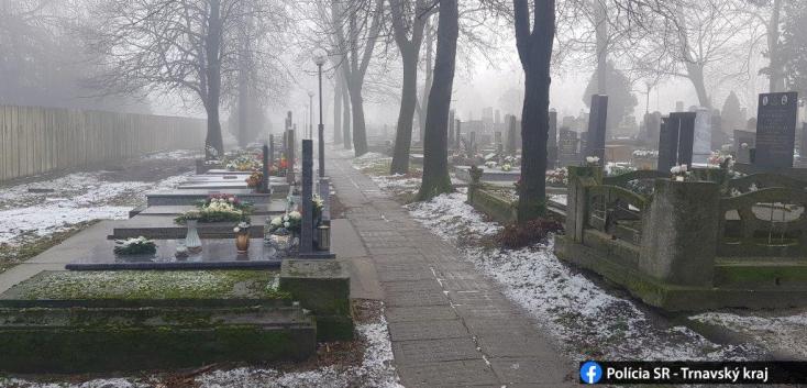 Lecsukták a nagymegyeri temető enyveskezű tolvaját!