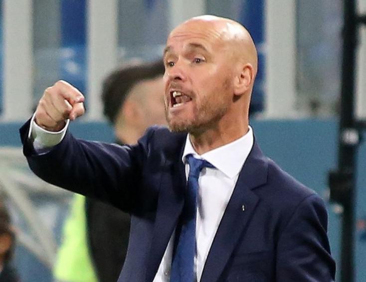 Szerződést hosszabbított az Ajax vezetőedzője