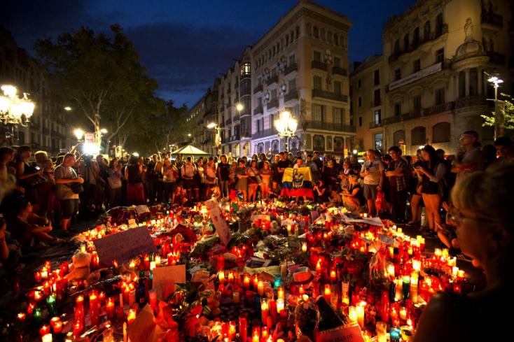 TERROR: Közölték a katalánokkal, hogy az Iszlám Állam támadni fog a Ramblán, ők meg nem hitték el