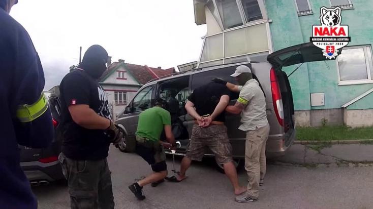 Nemzetközileg körözött terroristát fogtak el Kassán, magyar állampolgársága volt!