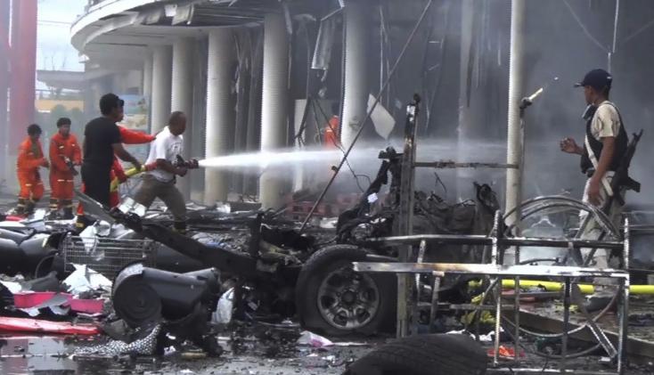 Halálra ítéltek hat thaiföldi férfit