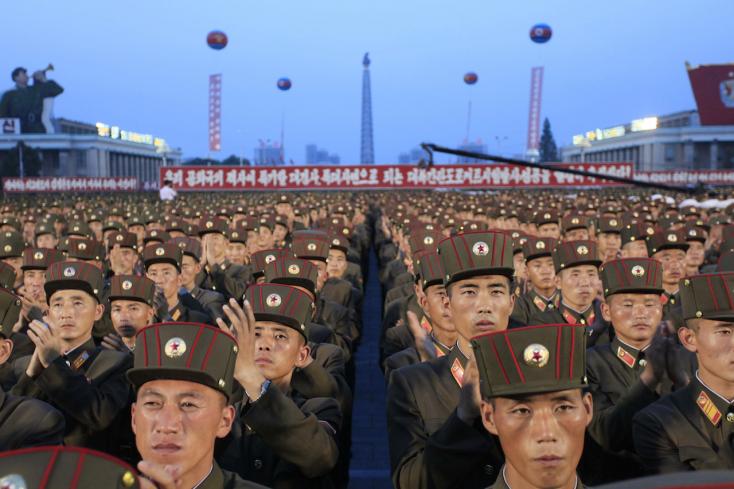 Szöul katonai tárgyalásokat kezdeményezett Észak-Koreával