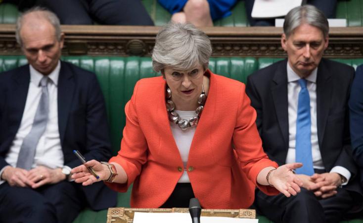 Elutasították a britek, hogy bármikor is megállapodás nélkül lépjenek ki!