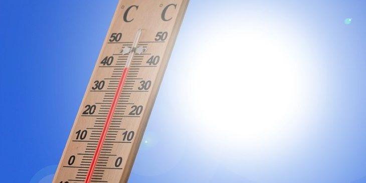 A harmadik legmelegebb év volt a tavalyi