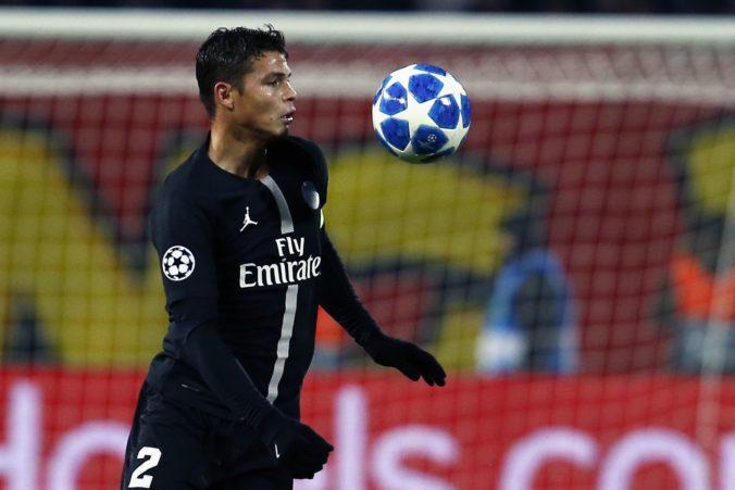 Thiago Silva felvette a francia állampolgárságot