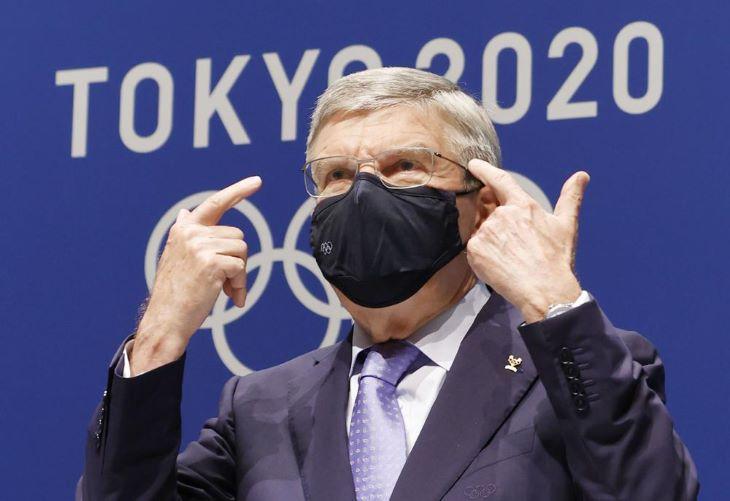 Tokió 2020 - A Nemzetközi Olimpiai Bizottság elnöke a szolidaritás fontosságát hangsúlyozta beszédében