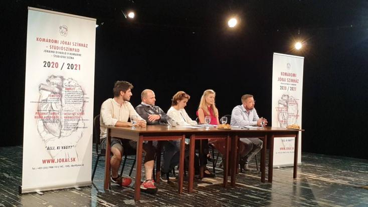 Új előadásokkal, bérlettel és ifjúsági programmal is készül a Komáromi Jókai Színház