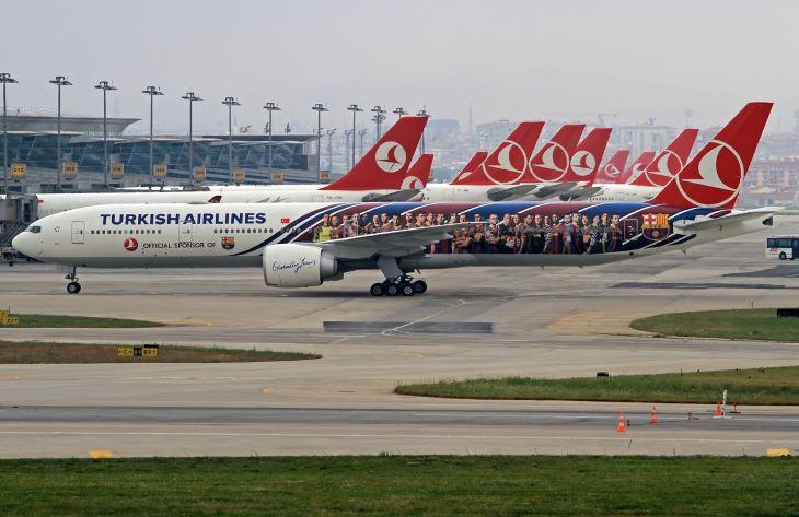 Törökország június 10-től fokozatosan tervezi újraindítani a nemzetközi légi járatait