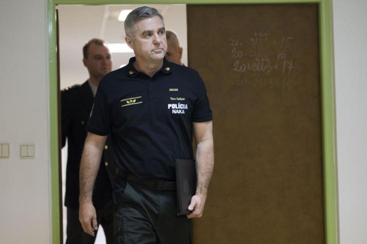 Tibor Gašpar elküldte Pellegrinit a bús PS-be