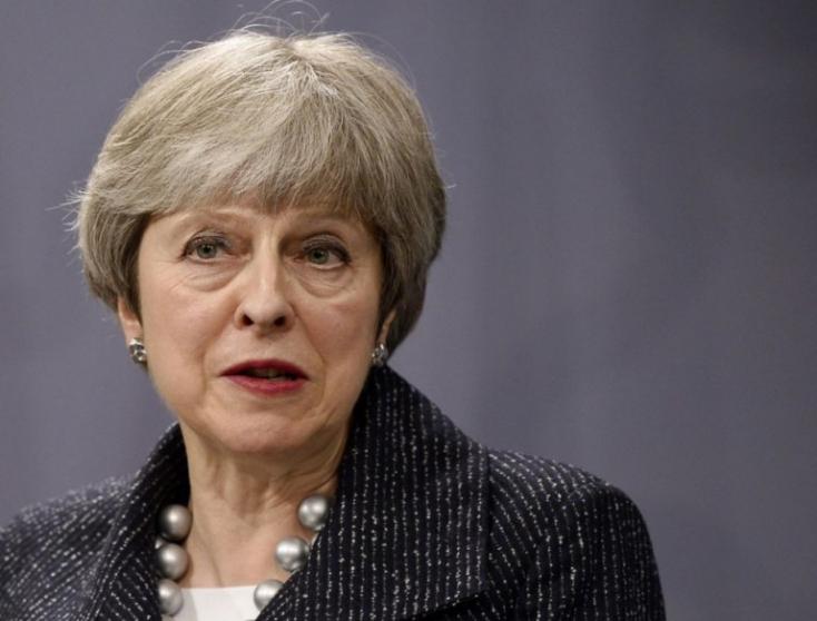 Theresa May: London nem fizet az EU-piaci hozzáférésért