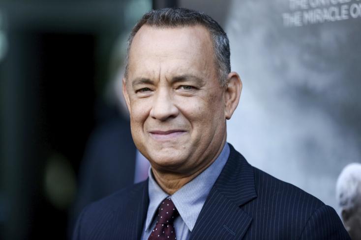 Tom Hanks és családja tiszteletbeli görög állampolgárságot kapott