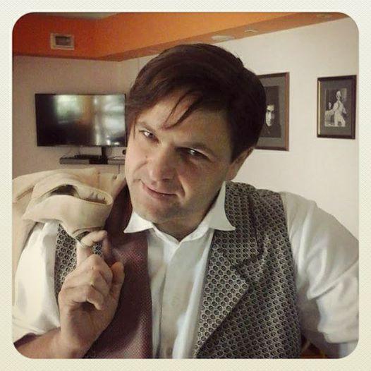 Gál Tamás főszerepet játszik a Veszprémi Petőfi Színházban
