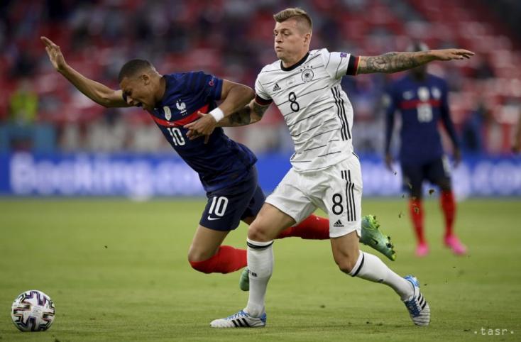 EURO-2020: Kroos nem játszik többé a német válogatottban