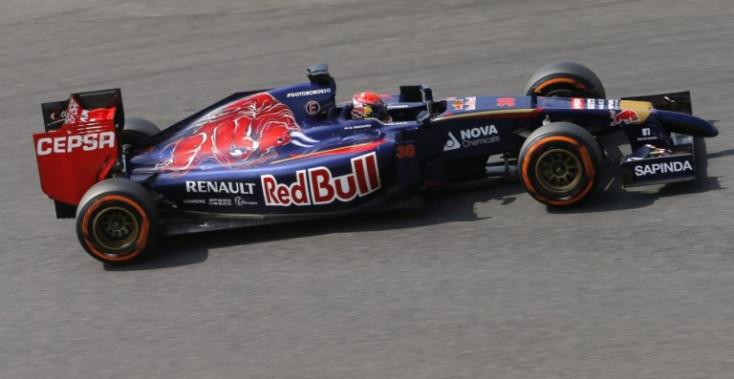 Új néven indul jövőre a Toro Rosso a Forma-1-ben