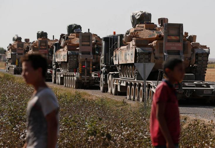 Török-kurd háború - A franciák felfüggesztik a fegyverszállításaikat Törökországnak!