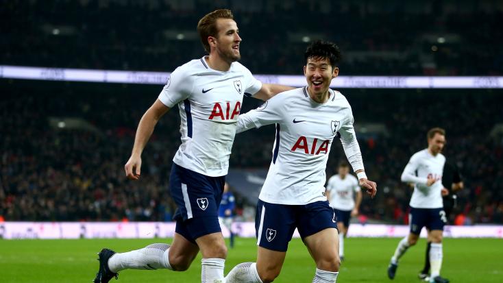Premier League - Négy gólt lőtt a Tottenham az Evertonnak