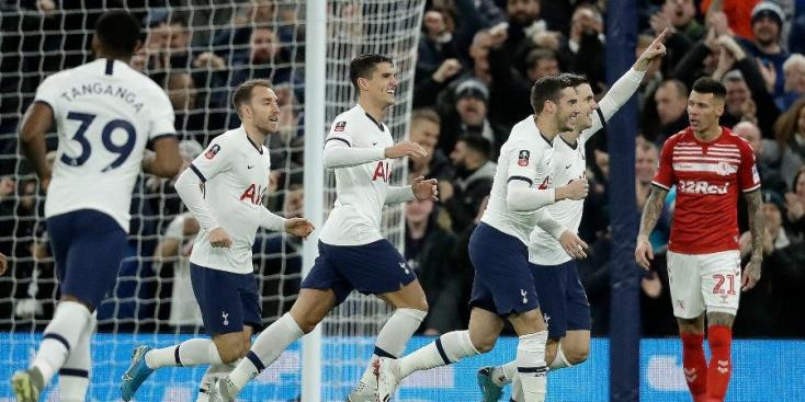 Premier League - A Tottenham legyőzte a Manchester Cityt
