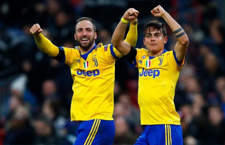 Elképesztő meccsen ejtette ki a Juventus a Tottenhamet Londonban