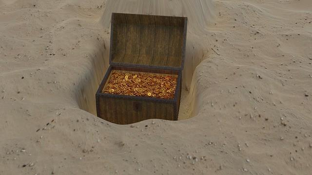 Mintegy 1500 éves aranykincset fedeztek fel (FOTÓ)