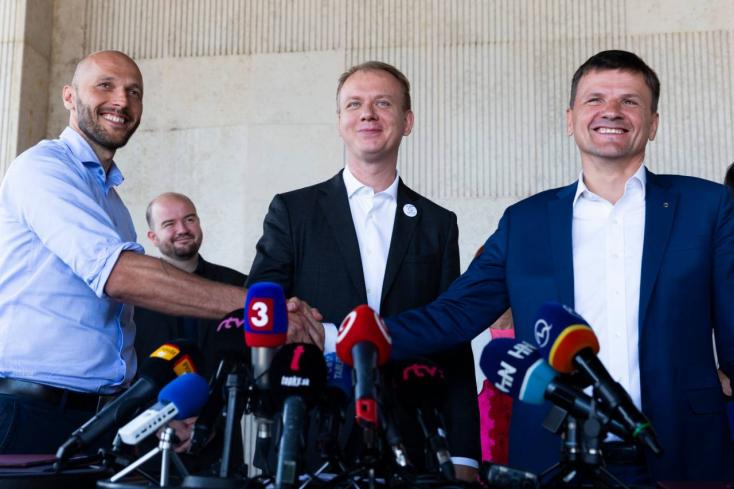Matovič üvözli a PS/Spolu és a KDH együttműködését, Kiska viszont hiányol valamit