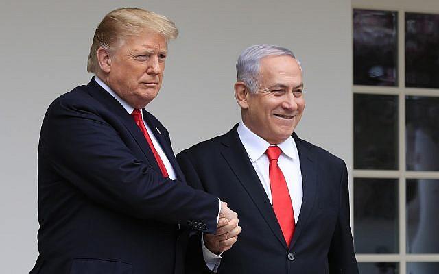 Donald Trump szerint Izrael nem hallgatja le a Fehér Házat