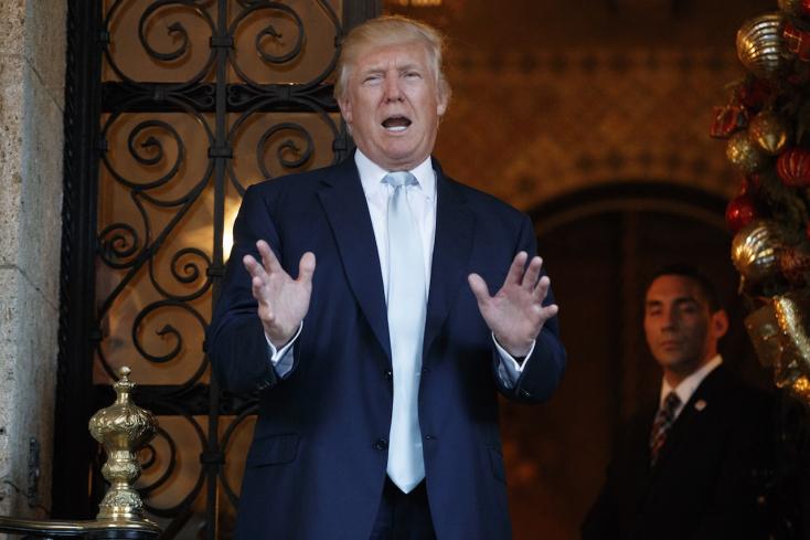 Trump: Észak-Koreának nem lesz Amerikát veszélyeztető atomfegyvere