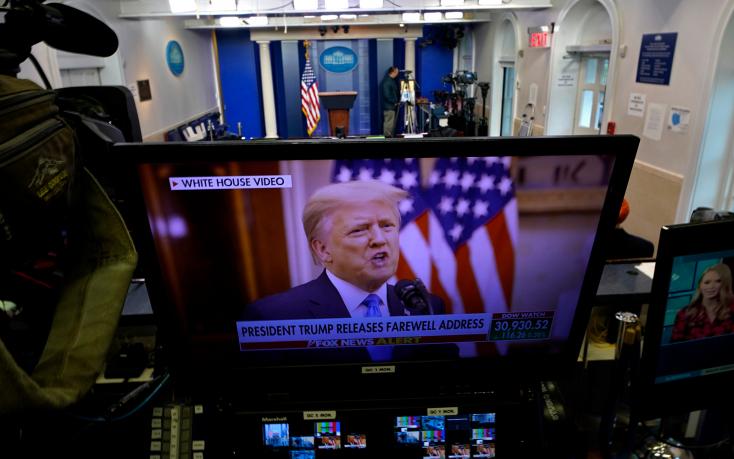 Elnökségénekvívmányait dicsértebúcsúbeszédében Donald Trump (videó)