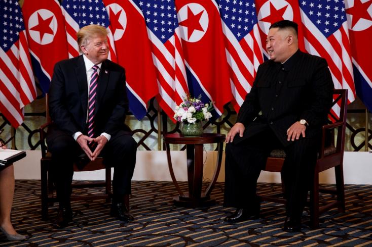 Nem jutott megállapodásra Donald Trump és Kim Dzsong Un, véget ért a csúcstalálkozó