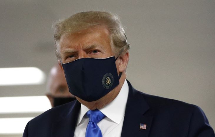 Donald Trump felvetette a novemberben esedékes elnökválasztás elhalasztását