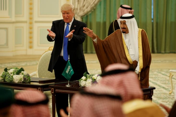 Irán betámadta Donald Trumpot