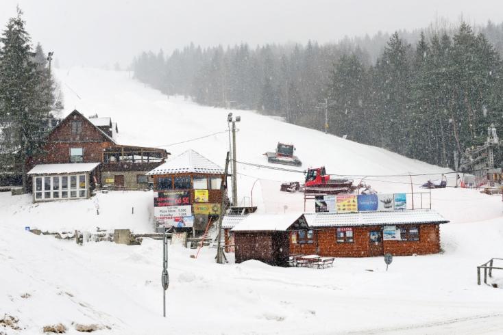 Decemberben is a tetszhalál állapotában volt a turizmus