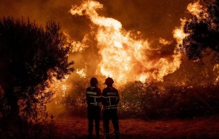 Az ausztrál őslakosok több ezer történelmi helye és műemléke károsodhatott a tűzvészben