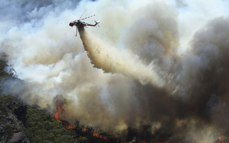 Sikerült megfékezni a tüzeket Új-Dél-Wales államban