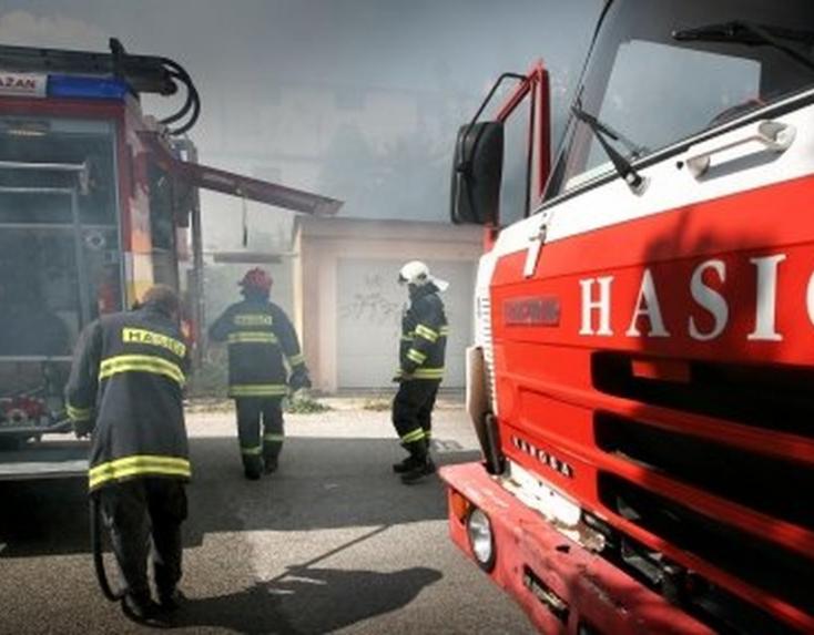 Tűz ütött ki egy szepsi lakásban, meghalt egy 69 éves férfi