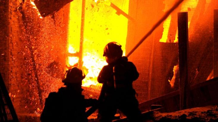 Tűz ütött ki egy horvátországi pszichiátrián, egy ember meghalt