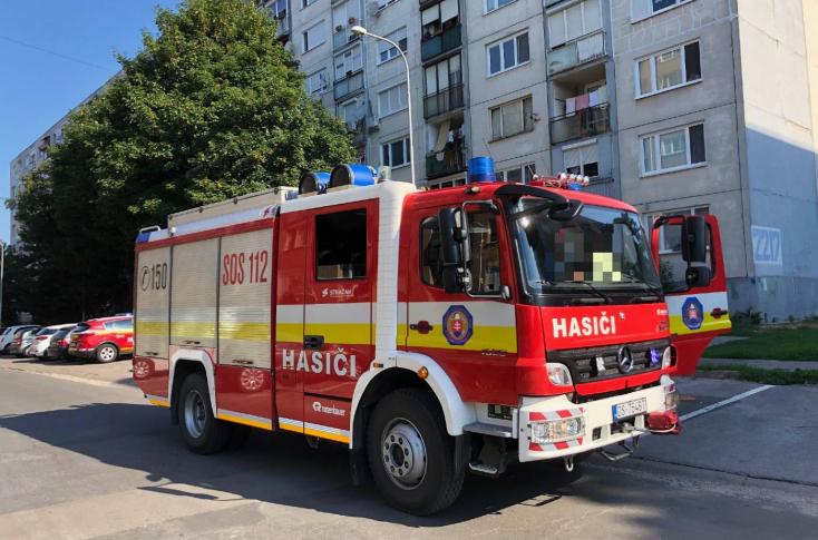 665 alkalommal riasztották tavaly a dunaszerdahelyi járási tűzoltókat