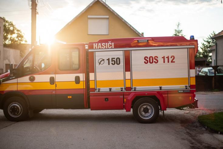 Tűz ütött ki egy családi háznál Bögellőn!