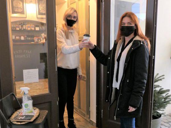 A lockdown alatt is sikeresen működik a szlovákiai házaspár kávézója – elárulták, mi a titkuk