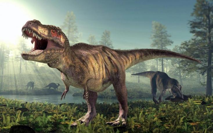 A T. rex távoli rokonát találták meg Argentínában