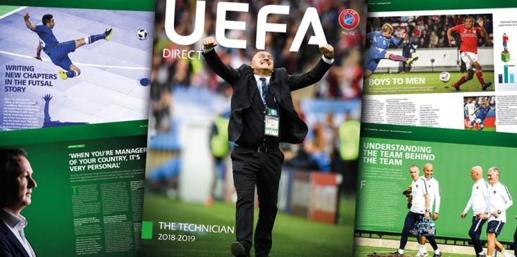 UEFA elnöke: ha június végéigsem lehet focizni, akkor az idénynek kampó, de van A, B és C terv is