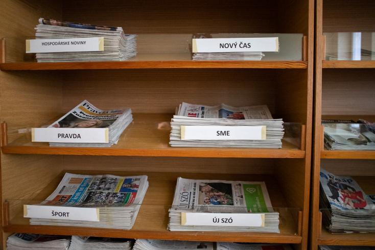 FELMÉRÉS: Ezeket a sajtótermékeket ajánlanák a tanárok diákjaiknak