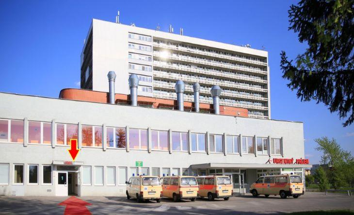 Az érsekújvári kórház tíz rendelője hétfőtől teljes körű ellátást nyújt