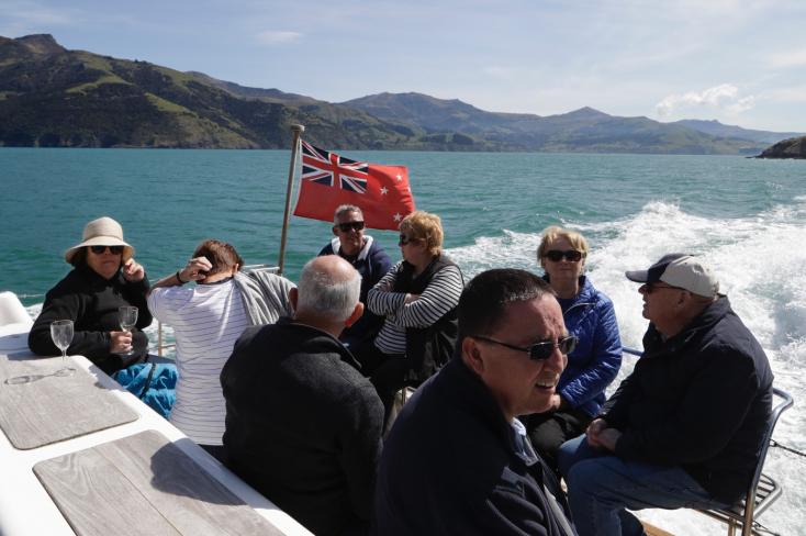 Belépődíjat szedoktóbertőlÚj-Zéland a turistáktól