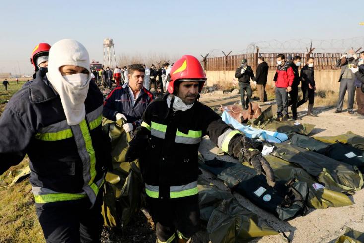 Nem rakéta, hanem hajtóműhiba okozhatta az ukrán gép katasztrófáját Iránban